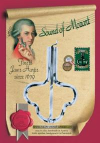 Купить Варган в блистере №15 KARL SCHWARZ Mozart-Harp производство Австрия