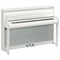 Купить премиум Пианино цифровое YAMAHA CLP-685 PWH банкетка в подарок