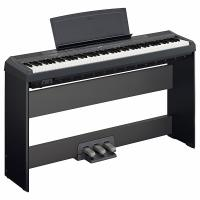 Купить в интернете в Москве Пианино цифровое YAMAHA P-115 B недорого
