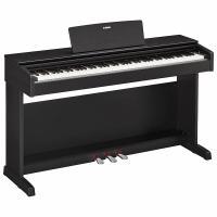 Пианино цифровое, Yamaha, Пианино цифровое YAMAHA YDP-143 B черное