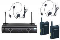 Купить в интернете в Москве Радиосистема OPUS UHF-302HS с 2-мя головными микрофо