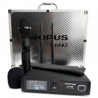 Купить недорого Радиосистема OPUS UHF-A3HH с ручным микрофон