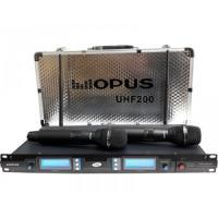 Купить Радиосистема OPUS UHF KTV-200 HS  с 2-мя головными микрофонами