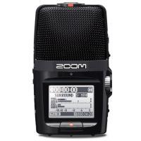 Купить в интернете Ручной рекордер ZOOM H2n со стерео микрофоном