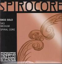 Струны для контрабаса Thomastik Spirocore S43