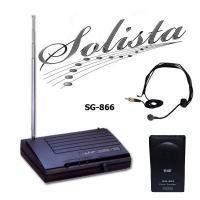 Радиомикрофон головной SOLISTA SG-866 (HS) в кейсе