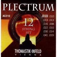 Струны для двенадцатиструнной акустической гитары Thomastik Plectrum AC210