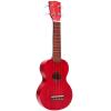 Гитара гавайская Укулеле MAHALO MK1 TRD сопрано красный