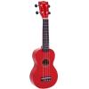 Гитара гавайская Укулеле MAHALO MR1 RD сопрано красный 12 ладов