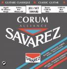 Струны для классики, нейлон, карбон, Savarez