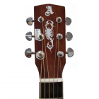 Купить Гитара электроакустическая ALICANTE Titanium BR EA широкий гриф в Москве