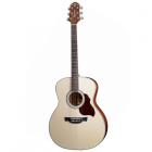 Купить в интернете Гитара акустическая CRAFTER GA 8/N + Чехол верхняя дека ель