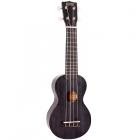 Гитара гавайская Укулеле MAHALO MK1PWTBK сопрано черный