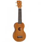 Гитара гавайская Укулеле MAHALO MK1PW TBR сопрано широкий гриф