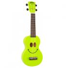 Гитара гавайская Укулеле MAHALO U-SMILE GN сопрано улыбка смайл зеленый